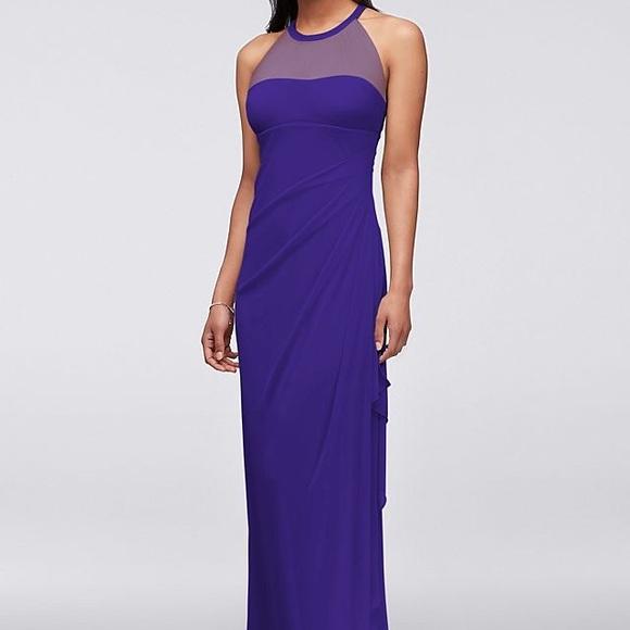 924dcb2c5e4e5 David's Bridal Dresses | Davids Bridal Regency Bridesmaid Gown ...